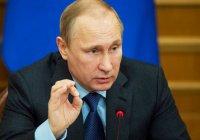 Путин рассказал о будущем российского вооружения