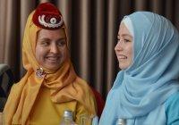 Модный ифтар собрал в Казани порядка 500 мусульманок со всей России (ФОТО)
