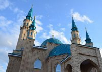 Новая мечеть открылась в Татарстане в Рамазан