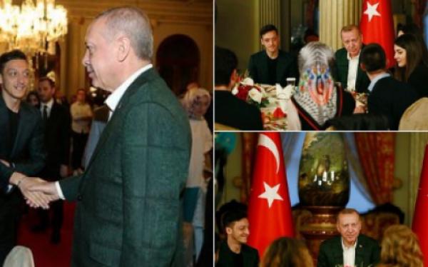 В Стамбуле прошел ифтар от имени президента Турции.