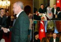 Месут Озил и Эрдоган провели совместный ифтар