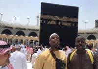 Поль Погба опубликовал фото из Запретной мечети