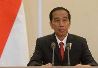 Действующий президент Индонезии одержал победу на выборах
