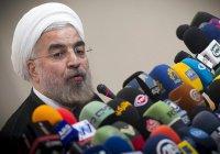 Роухани: США восемь раз призывали Иран к переговорам