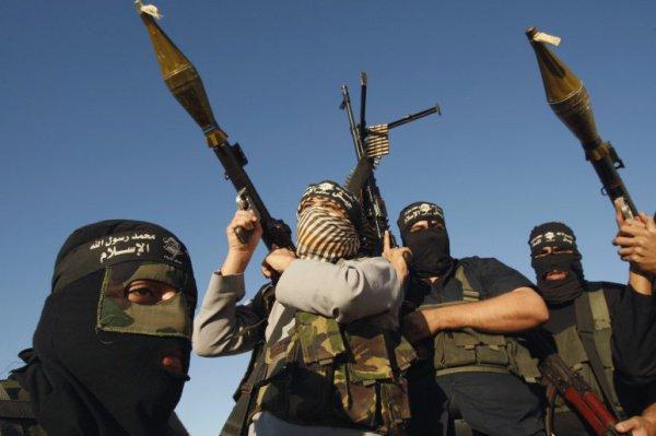 Террористы наращивают активность у границ СНГ.
