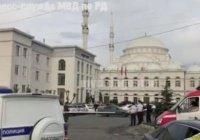 В Махачкале из-за сообщения о бомбе эвакуировали муфтият