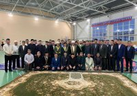 Муфтий РТ побывал на ифтаре в Дрожжановском районе