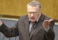 Жириновский: новая война на Ближнем Востоке неизбежна