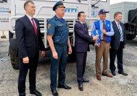 Россия передала ООН около сотни КАМАЗов для доставки гуманитарной помощи