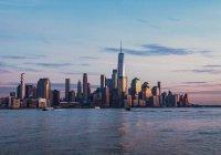Стало известно, когда Нью-Йорк и Лондон уйдут под воду
