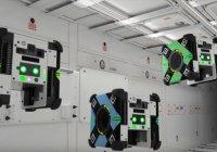 На МКС появились 3 летающих робота