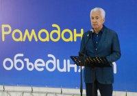 Владимир Васильев рассказал о впечатливших его словах на стене мечети