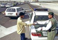 В ОАЭ начали кампанию против любителей парковать авто возле мечетей