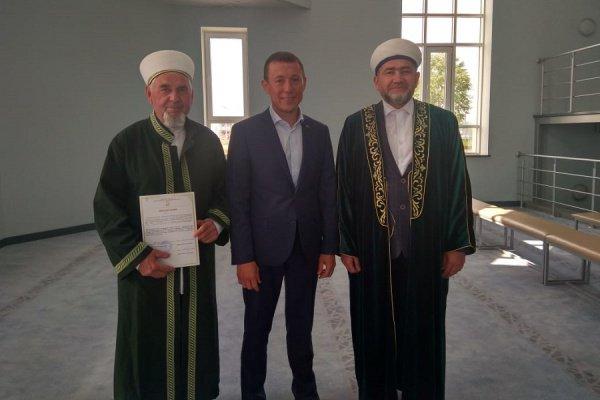 Имамы Муслюмовского района избрали нового мухтасиба.
