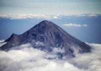 В Мексике взорвался самый опасный вулкан