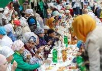В Казани состоится женский ифтар