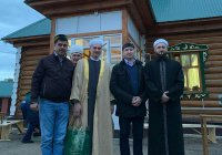 Муфтий встретился с мусульманами Пестречинского района