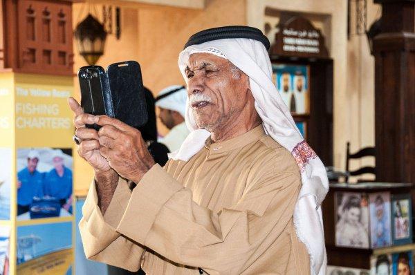 Власти ОАЭ защитят права стариков.