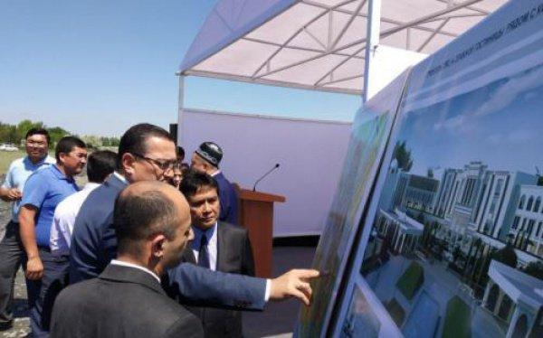 Первая халяльная гостиница в Узбекистане.