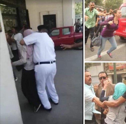 Фото из египетских СМИ.