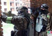В Дагестане запечатлели ликвидацию 3 боевиков (ВИДЕО)