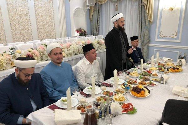 Камиль хазрат Самигуллин рассказал вагаз о достоинствах месяца Рамадан, ответил на многочисленные вопросы