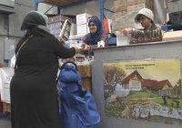 В Канаде мусульмане кормят сотни неимущих семей