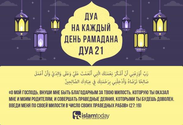 Рамадан-2019: дуа, которую должен знать каждый верующий