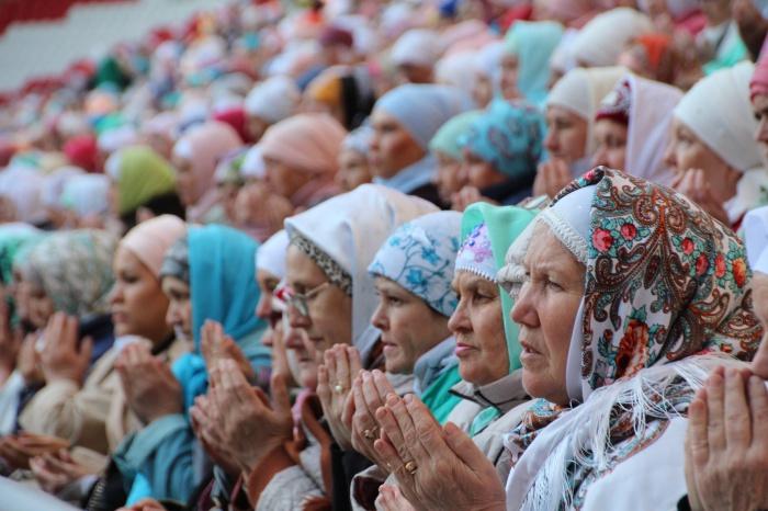 В Казани прошел VII Республиканский ифтар (ФОТО)