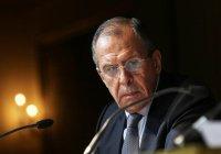 Лавров прокомментировал отправку военных США на Ближний Восток