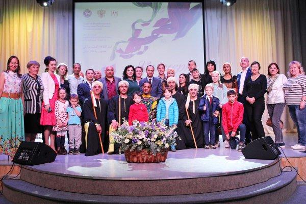 Феерично, красочно и ярко! В Татарстане стартовали Дни культуры Арабской Республики Египет (фото)