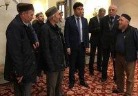 Муфтий Дагестана ознакомился с памятниками Болгара