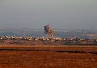 Израиль нанес ракетный удар по территории Сирии