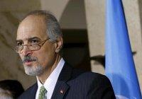 Постпред Сирии в ООН: Турция организовала встречу террористов в Идлибе