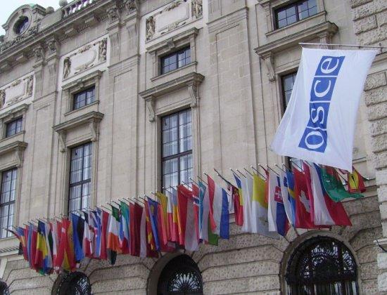 В Вене прошел форум ОБСЕ по безопасности.