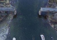 В Мурманской области украли мост