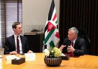 Король Иордании назвал единственное решение ближневосточного конфликта