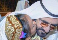 Девочка из Таджикистана поблагодарила правителя Дубая за спасенную жизнь