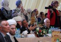 Рустам Минниханов принял участие в ифтаре в Москве