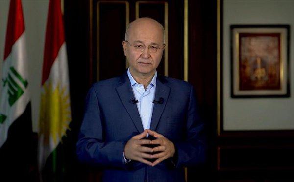 Бахрам Салех выразил надежду на урегулирование ситуации вокруг Ирана.
