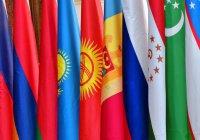 Страны СНГ подготовят программу сотрудничества до 2030 года