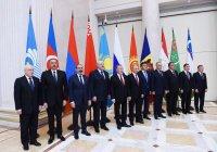 Лидеры стран СНГ соберутся 11 октября в Ашхабаде