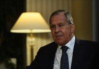 Лавров рассказал об отношении к диалогу между США и Ираном