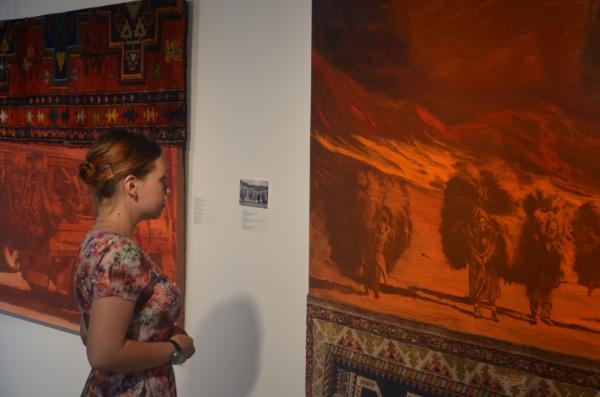 Выставка «Transformatio. Современное искусство Дагестана»