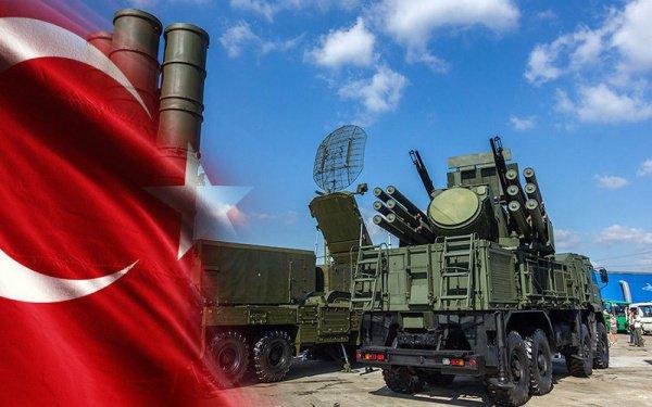 Турция закупила у России С-400.