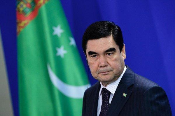 Гурбангулы Бердымухамедов подписал очередной указ об амнистии.