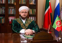 Муфтий Татарстана поздравил мусульман с наступающим праздником Ураза-байрам