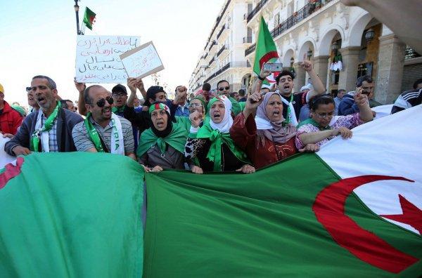Проведение выборов в Алжире бойкотировали все местные ведущие политические силы