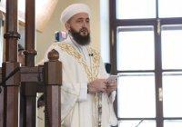 Как прошёл праздничный намаз в честь Ураза‑Байрам в Галиевской мечети (фото)