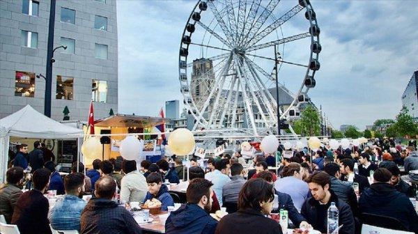 Мероприятия объединили сотни верующих из разных районов города